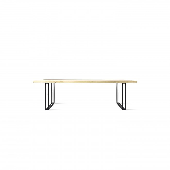 ACHILLE Table - SQUARE Base