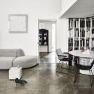 WIRE chair - Noir