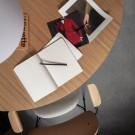 ANDROGYNE Table - Ø120