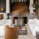 Canapé OFFSET - 3 places
