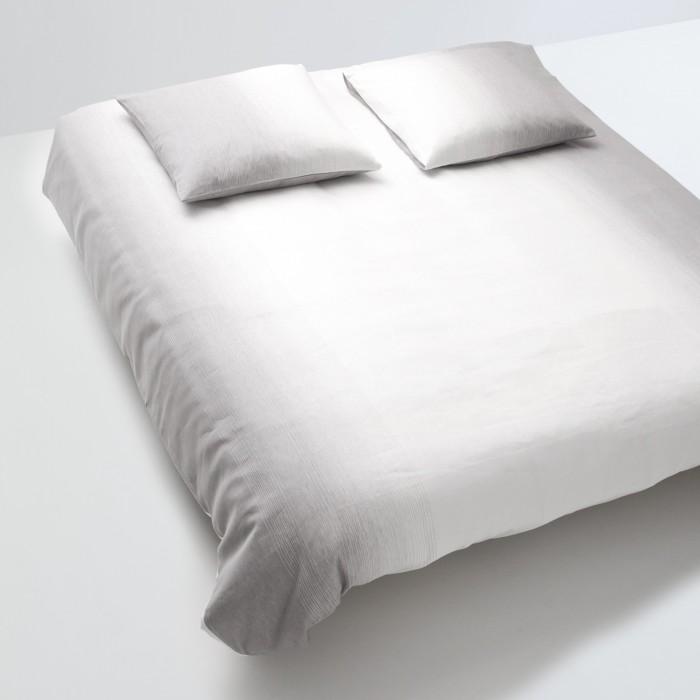 parure de lit nuee en lin pour lit double verilin. Black Bedroom Furniture Sets. Home Design Ideas
