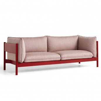 ARBOUR 3 seaters sofa - Re wool 648