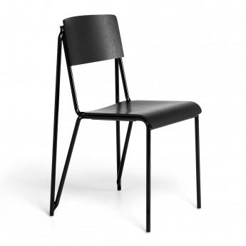 Chaise PETIT STANDARD - noire