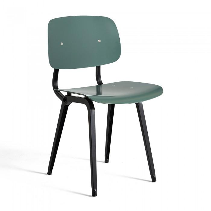 REVOLT chair - petrole