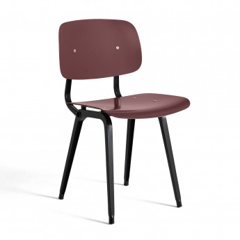 Chaise REVOLT - plum