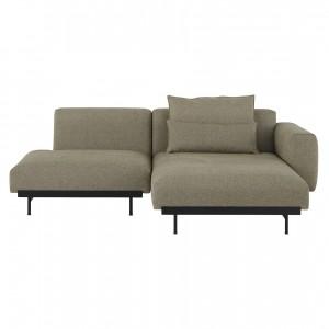 Canapé IN SITU - 2 places - Configuration 3
