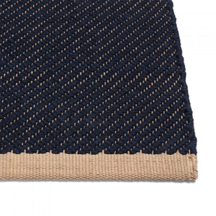BIAS rug dark blue