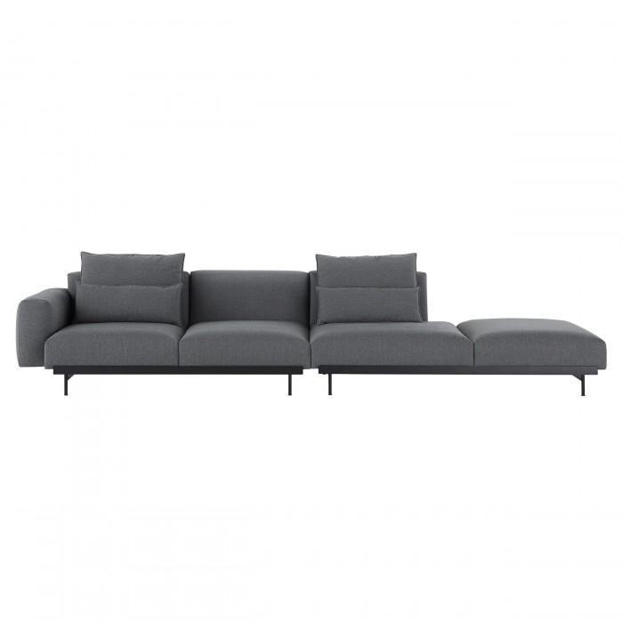 Canapé IN SITU - 3 places - Configuration 5