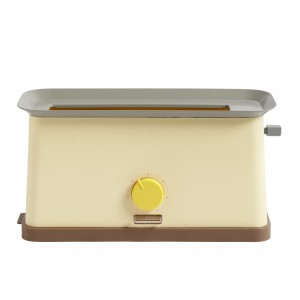 SOWDEN Toaster - Yellow