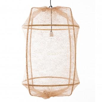 Z22 BLONDE hanging lamp - sisal