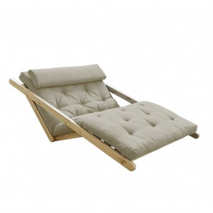 FIGO 70 chaiselongue and sofa bed