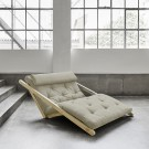 FIGO 120 chaiselongue and sofa bed