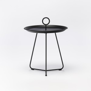 EYELET table S black