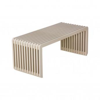 SLATTED Multifunction bench