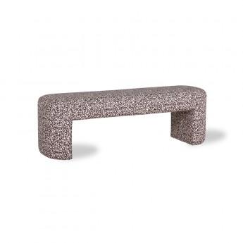 POSEA bench light grey