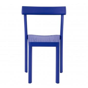 Chaise GALTA - Chêne bleu