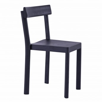 GALTA Chair - Black oak