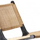 WEBBING Chair - Black