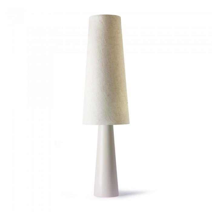 Retro CONE floor lamp - Cream