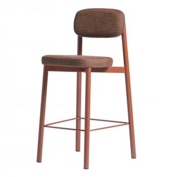 Chaise haute RESIDENCE - Rouge brique