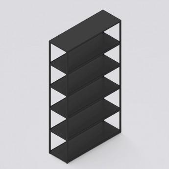 NEW ORDER vertical shelf charcoal