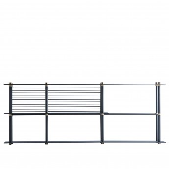 EKO Shelving system - Low