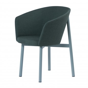BRIDGE RESIDENCE Armchair - Green