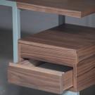KTAB Desk - Walnut