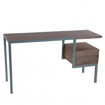 KTAB Desk - Walnut