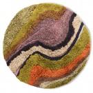 Round TUFTED rug 150cm - gradient