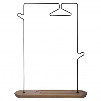 PEND Valet stand - Black