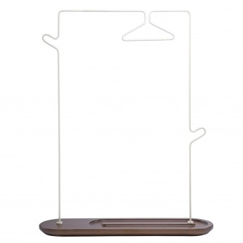 PEND Valet stand - Cream