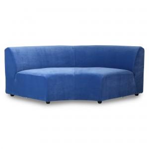Module JAX Round - Royal velvet blue