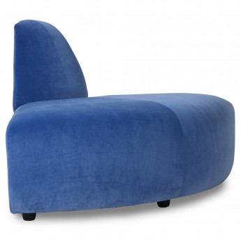 Angle element - JAX couch blue