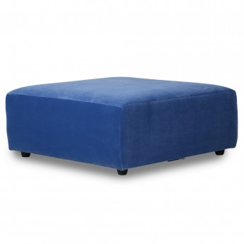 Element ottoman hocker - JAX couch blue