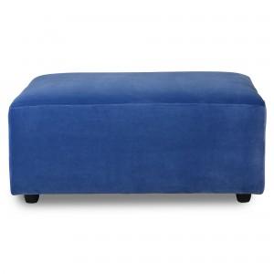 Module JAX Hocker - Royal velvet blue