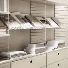 ETAGERE D'EXPO / System STRING