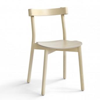 STILL LIFE chair - oak