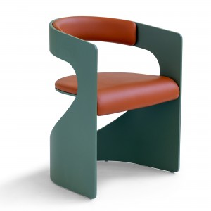 LUCKY Chair - Leather
