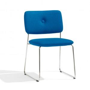 DUNDRA Chair - Chrome