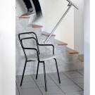 Kaffe Chair - Colored fabric