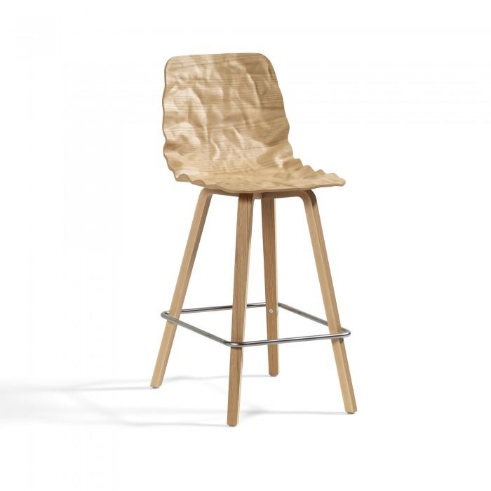 Chaise DENT WOOD - Chêne