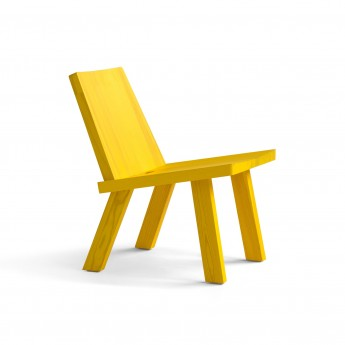 Pinzo easy chair - Osmo/colored