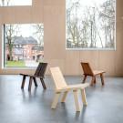 Pinzo easy chair - Natural