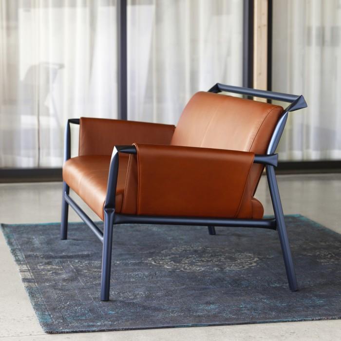 SUPERLINK Sofa - Painted steel