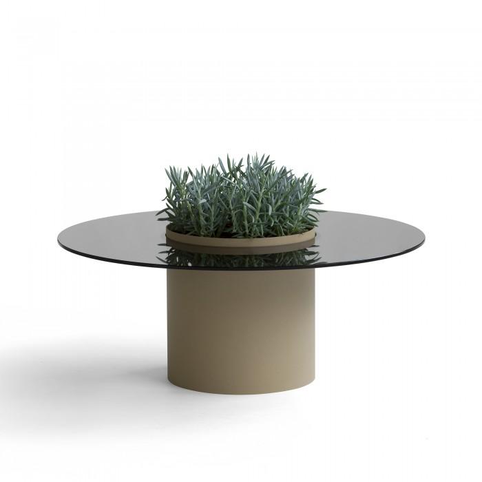 Table basse Bucket - Laqué