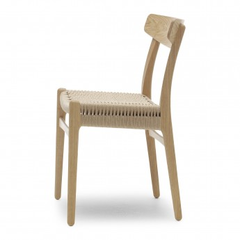 DINING chair oak oil - Natural