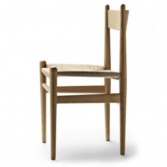 DINING chair CH36 oak oil - Natural