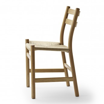 DINING chair CH47 oak oil - Natural
