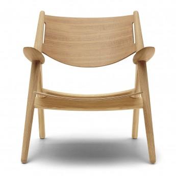 LOUNGE chair CH28 - Oak oil